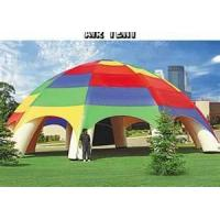 Wholesale 500D PVC Tarpaulin 5m Inflatable Party Camp Tent YHTT-008 for Playing Center from china suppliers