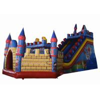 Wholesale Classic Inflatable Princess Castle Plato Reliable Inflatable Prince Bouncy Castle Outdoor Jumping House from china suppliers