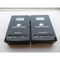 Wholesale L8 Mini Handheld Wireless Tour Guide System Transmitter And Receiver For Exhibition from china suppliers