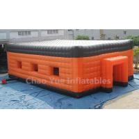 Wholesale High Quality PVC Tarpaulin Big Inflatable Party Cube Tent for event from china suppliers
