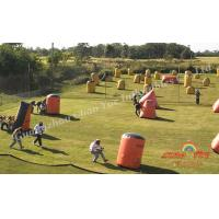 Wholesale Sport Game Inflatable Paintball Bunkers from china suppliers