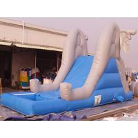 Wholesale Commercial Inflatable Water Slide Pool For Kids Amusement Games from china suppliers