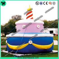 Wholesale Giant Inflatable Cake,Inflatable Cartoon,Inflatable Promotion from china suppliers