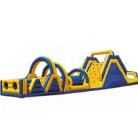 Wholesale Inflatable obstacle course from china suppliers