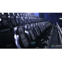 Electric 7D Movie Theater For Cabin Convenient In Amusement Attraction