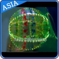 Wholesale Led Lighting 2.5m 1.0mm Tpu Zorb Ball For Kids With Ce Certificated from china suppliers