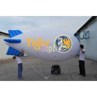 Wholesale Inflatable Advertising Balloon  6 Meters Long Inflatable Helium Blimp  For Advertising from china suppliers