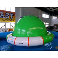 Wholesale Double Layer PVC Fabric Inflatable Saturn Rocker For Water Park / Swimming Pool from china suppliers
