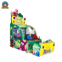 Buy cheap Shopping Mall Crazy Two Screen Arcade Shooting Machine from wholesalers