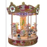 Wholesale Kiddie Mini- Swing Carousel Kiddie Merry Go Round from china suppliers