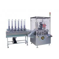 Wholesale High Speed Automatic Vertical Cartoning Machine For Food / Pharmaceutical Packaging from china suppliers