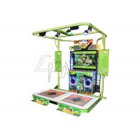 Wholesale Fitness Room Coin Operated Arcade Dance Machine For Entertainment Hall from china suppliers