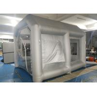 Wholesale Mobile Inflatable Spray Booth 4 M * 3.4 M * 3 M For Car Spray Painting from china suppliers