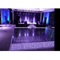 Wholesale 5050 SMD 3 In 1 LED Dance Floor 80000 Hours Long Lifespan For Wedding Events from china suppliers