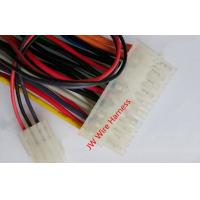 China Molex 4.2mm Ptich Connector Assembly Kitchen Electrical Wire Harness on sale