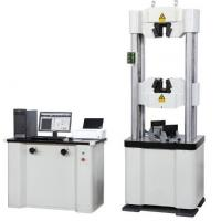 Wholesale WAW-1000D Series Servo Hydraulic Testing Machine 1/300000 Load Resolution from china suppliers