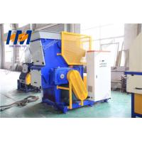 High Stability Plastic Recycling Shredder , Plastic Waste Shredder Equipment