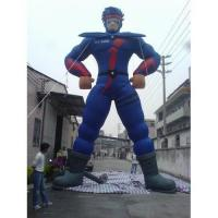 Wholesale Inflatable Cartoon / spiderman cartoon (CAR-1079) from china suppliers