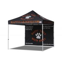 Wholesale Trade Show Outdoor Folding Tent Water Resistance For Commercial Event from china suppliers