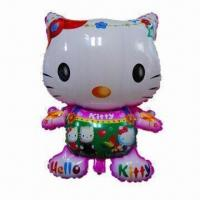 Wholesale Cartoon Balloon for Parties/Advertisements/Promotions, Hello Kitty, Measures 66 x 46cm from china suppliers