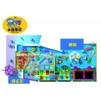 Wholesale Professional Commercial Soft Play Equipment / Kids Indoor Playground from china suppliers