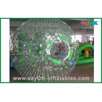 China Funny Inflatable Hamster Ball PVC / TPU Transparent For Family on sale