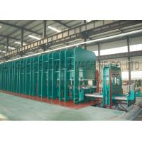 Buy cheap Customized Voltage Conveyor Belt Vulcanizing Equipment / Rubber Vulcanizing from wholesalers