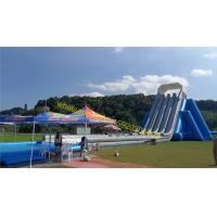 Wholesale giant infltable water slide kids and adults from china suppliers