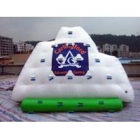 Wholesale inflatable iceberg water toy,inflatable pool iceberg float from china suppliers