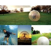 Hotsale Inflatable Zorb Ball Played On Grassland