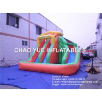 Wholesale 0.55mm 18oz Plato Pvc Tarpaulin Giant Inflatable Slip N Slide For Adults from china suppliers