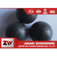 Wholesale Performance Grinding Balls For Mining / Professional Grinding Media Balls from china suppliers