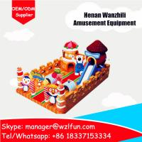 China 2016 best castle inflatable/ inflatable castle combo/ giant inflatable castle on sale