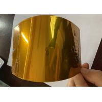 Wholesale Double Layer Dry Plating Clear Candy Gold Powder Coat Weather Resistant from china suppliers