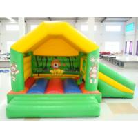 Wholesale Inflatable Bounce Jumper with Inflatable Slide  Party Jumper  kids Inflatable Playground from china suppliers