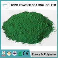 Wholesale RAL 1027 Fluidized Bed Powder Coating , Durable Electrostatic Fluidized Bed Coating from china suppliers