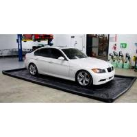 Wholesale Commercial Car Water Containment Mat Easy Clean PVC Tarpaulin Inflatable Wash Pads from china suppliers