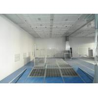High Precision Garage Outdoor Spray Booth Combined Pneumatic Ramp