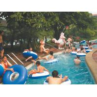 Wholesale Largest Rapids Lazy River Water Park Resort For Children Spray from china suppliers