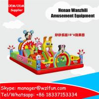 Wholesale inflatable bouncers/inflatables inflatable/bouncy castle for sale from china suppliers