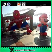 Wholesale Custom Inflatable Spider Man Event Inflatable Spiderman Model Mario Cartoon from china suppliers