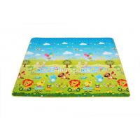 Wholesale Double Sided Baby Crawling Mat Infants / Baby Floor Play Mat Water Resistance from china suppliers