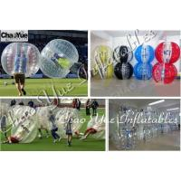 Wholesale 1.5m Inflatable Bumper Soccer Ball for amusement park(CYBB-1510) from china suppliers