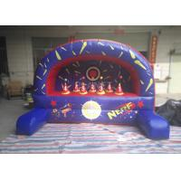 Quality Air Juggler Inflatable Sports Games Inflatable Archery Tag Shootout Target Game for sale