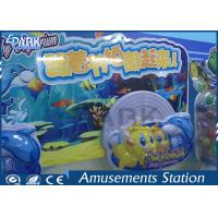 Wholesale Arcade Lottery Coin Operated Game Machines Baby Aquarium Hammer Hit from china suppliers