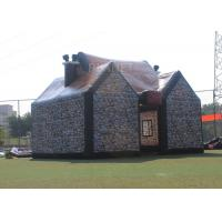 Quality Safety Inflatable Pub Bar 0.4 Mm PVC Tarpaulin Frame Inflatable Air Tent for sale