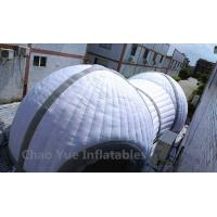 Buy cheap PVC Tarpaulin Inflatable Party Tent for outdoor event from wholesalers