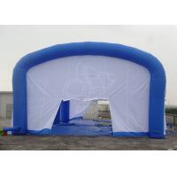 Wholesale White Inflatable Event Tent Inflatable House Tent For Show / Camping from china suppliers