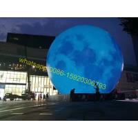 Buy cheap inflatable moon for mid autumn festival from wholesalers