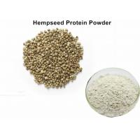 Wholesale Kosher Approval Organic Plant Protein Powder Hempseed Protein Powder 50% Protein from china suppliers